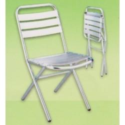 İnci Katlanır Alüminyum Sandalye