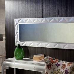 Pyramit Dikdörtgen Ayna