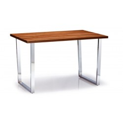 Ayaklı Melamin Yemek Masası Boyalı Q51