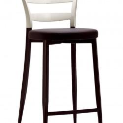 Talia Polikarbon Metal Bar Sandalyesi Boyalı