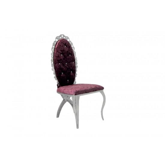 Paslanmaz Metal Sandalye S22