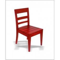 Bebe Ahsap Sandalye