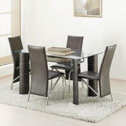 Vizyon Sandalyeli Yemek Masası