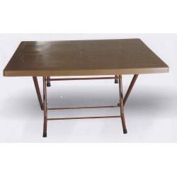 80x140 Metal Ayaklı Plastik Masa