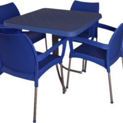Plastik Masa Takımı
