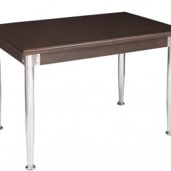 Metal Ayaklı Raylı Masa