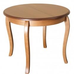 Yuvarlak Raylı Masa