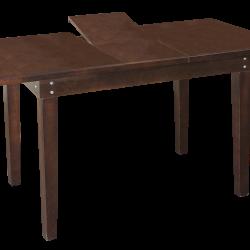Raylı Ahşap Masa