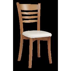 Dört Çıtalı Ahşap Sandalye