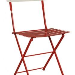 Katlanır Metal Sandalye