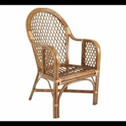 Begonya Bambu Sandalye